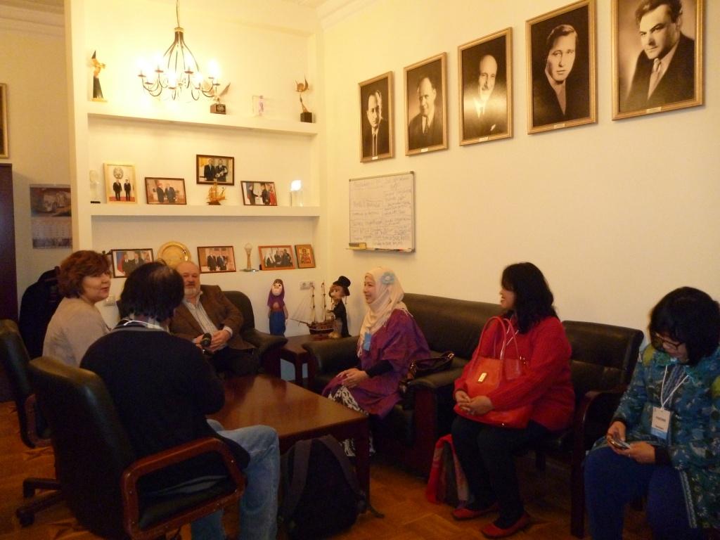 Индонезийская делегация 2
