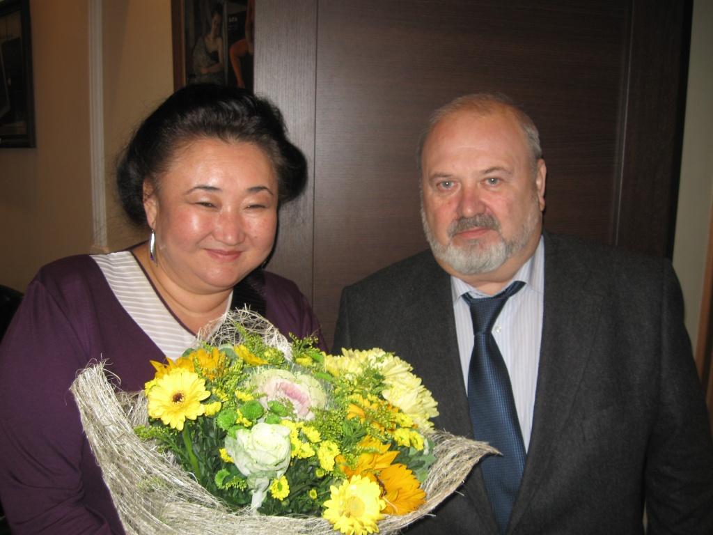 декабря года во ВГИК прошла защита докторской диссертации Г   Защита докторской диссертации Г О Абикеевой на тему Образ семьи в кинематографе Центральной